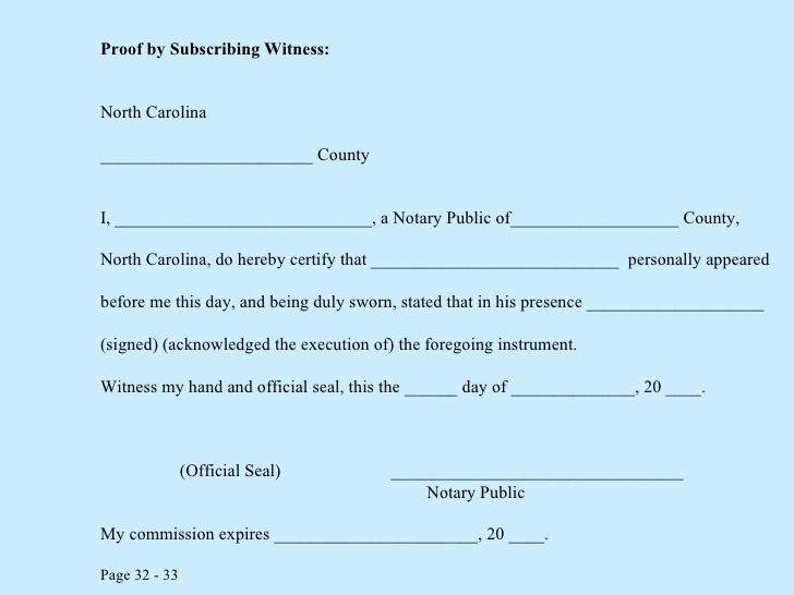 notary letter template