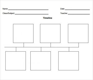 note taking template word simple timeline template for kids