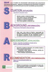 nurses report template tcnica sbar