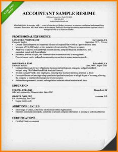 objective for resume for freshers accountant resume format in word accountant resume sample