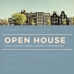 open house invitation template canva blue and beige open house invitation macecedxi