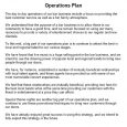 operational plan examples operational plan sample
