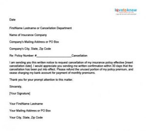 opt employment letter x sample insurance cancellation letter thumb