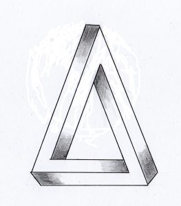 optical illusion drawings optical illusion d