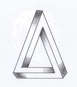 optical illusions drawings optical illusion d
