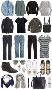 packing list for trip whattopackforeurope spring