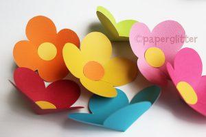paper flower template pdf il xn