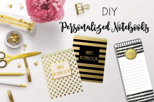 party planner templates diy notebook covers x