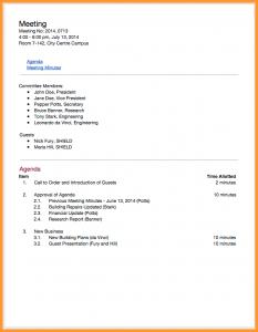 passport picture template minutes and agenda example trevor beck s meeting agenda sample google docs