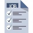 payment plan contract pict job descriptions hr workflow vector stencils library