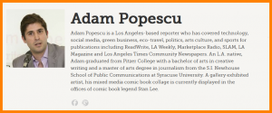 personal budget example writers biography examples mashable bio adam popescu