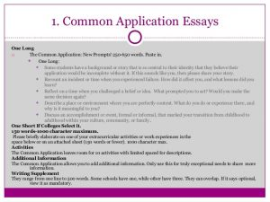 personal essay samples telling your story ten tips for writing powerful college essays