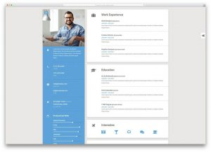 personal letter templates best html vcard and resume templates for your personal online x