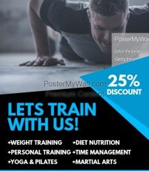 personal letter templates fitness poster template efeafd