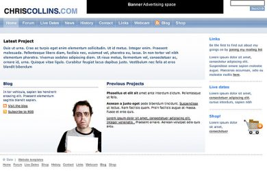 personal website template personal website templates ovtknfw
