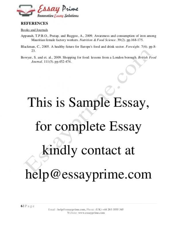 persuasive essays examples