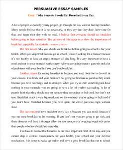 persuasive speech example  template business persuasive speech example persuasive speech essay example