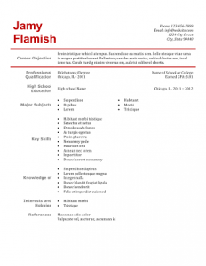 phlebotomy resume sample phlebotomist resume sample phlebotomy resume simple red clean