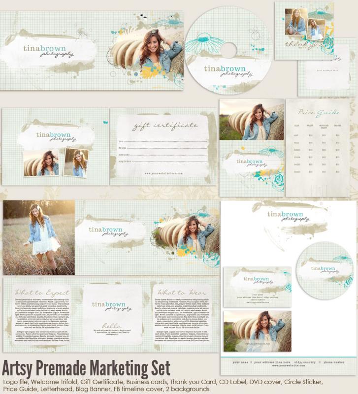 photography marketing templates