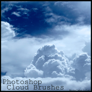 photoshop cloud brushes cloud brushes by rosecabriolet