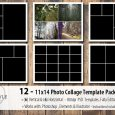 photoshop collage templates x template pack h
