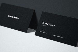photoshop logo templates free business card mockup gs