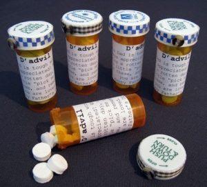 pill bottle label il fullxfull