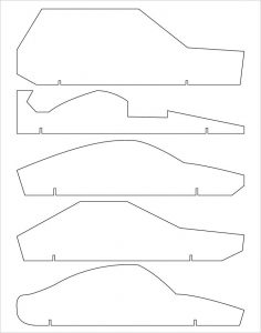 pinewood derby cars designs templates pinewood derby car free