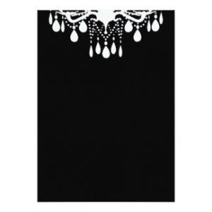 plain menu templates plain blank black grand ballroom x paper invitation card raabaeabeaadefe zkrqs