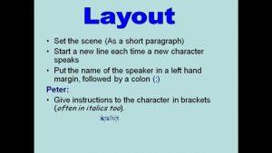 play script template maxresdefault