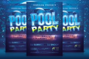 pool party invitation template pool party flyer