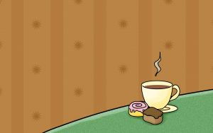 ppt background images cup of coffee wallpapers x