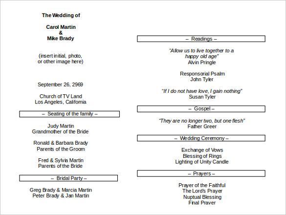 prayer lists template