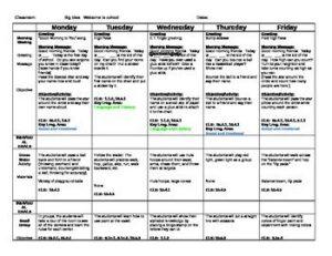 pre k lesson plan template feeaacdbadd preschool lesson plans preschool curriculum