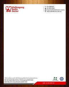 prescription pad template image