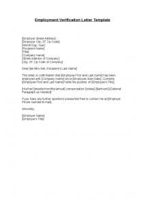 previous employment verification form employment verification letter template rzstnyce