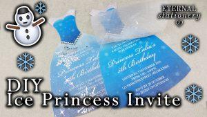 princess invitation template maxresdefault