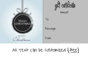 printable christmas gift certificates christmas gift certificate min