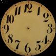 printable clock face clock face via knick of time copy