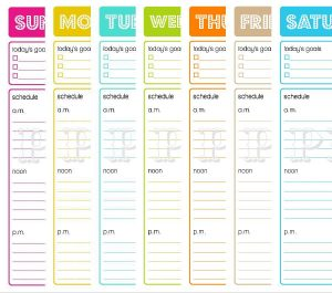 printable daily to do list printables daily planners do lists