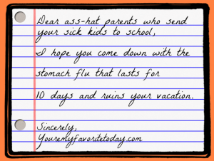 printable doctor note sick note for school asshat sickpp w h