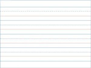 printable lined paper pdf handwritingpaper