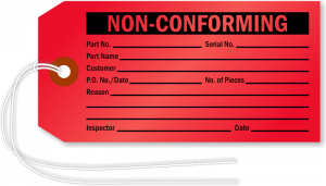 printable pay stubs non conforming inspection tag tg