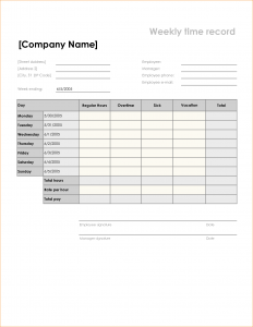 printable pay stubs weekly timesheet template