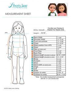 printable shoe size chart les cheries hh measurement chart web c bcf b ba bccd