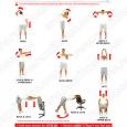 printable workout log s p i w