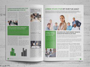 printed newsletter templates print newsletter template