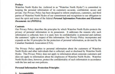 privacy policy example privacy policy statement template