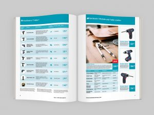 product catalog template