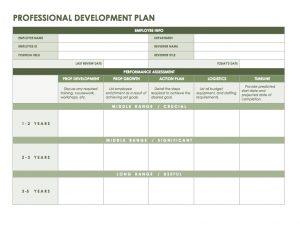 professional development plan temp professionaldevelopmentplan